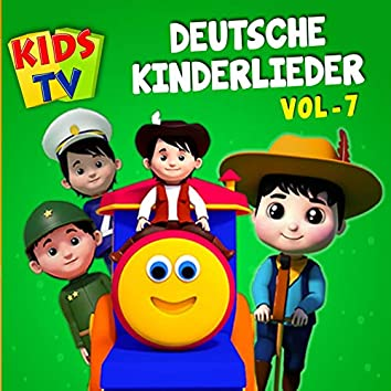 Deutsche Kinderlieder Vol.7