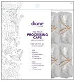 Diane Hair Processing Caps 100 Count