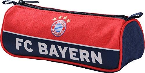 FC Bayern Schlampermäppchen rot/weiß/marine