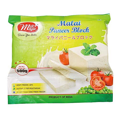 MM パニール ブロック 500g×3個 パニールチーズ 冷凍