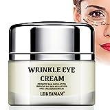 Crema para los Ojos,Contorno Ojos,Crema Contorno Ojos,Eye Cream,Contorno de Ojos Antiarrugas,...