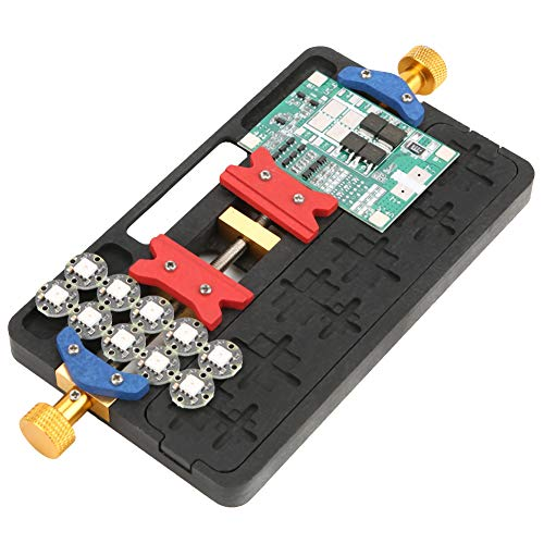 Herramienta de sujeción de reparación de teléfono, soporte de placa de circuito de PCB para soldadura de chip IC de accesorio BGA