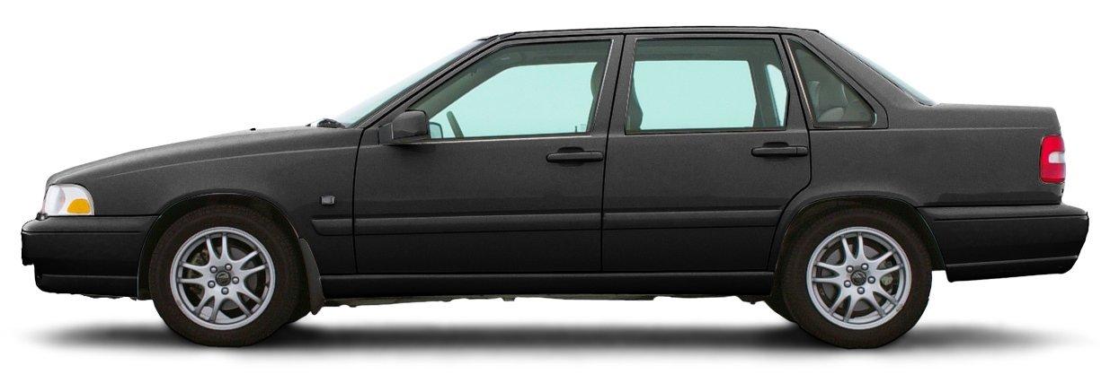 2000 Volvo S70, A 4-Door Sedan ...