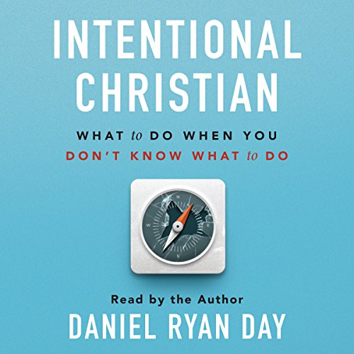 Intentional Christian audiobook cover art
