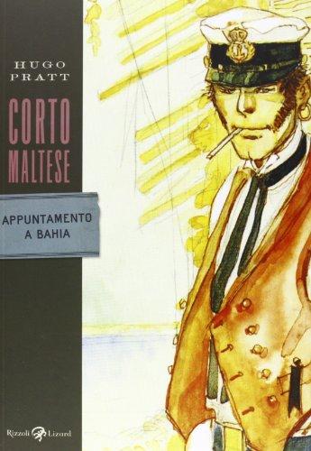 Corto Maltese. Appuntamento a Bahia