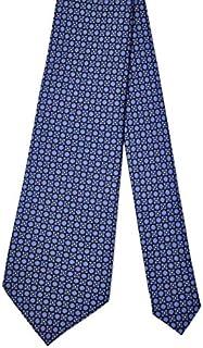 [STEFANO RICCI【ステファノリッチ】]33061 003 ネクタイ シルク 小紋 ブルー