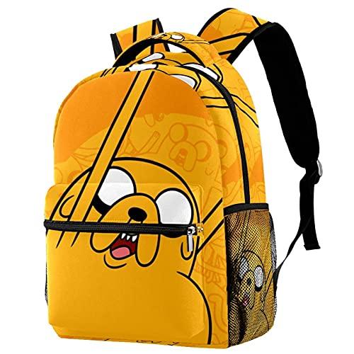 Mochila para niños y niñas, mochila para la escuela con perro, 1 mochila para la escuela o para el jardín de infancia, 29,4 x 20 x 40 cm, Chien Actif6, 29.4x20x40cm, Daypack