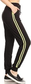Womens Casual Joggers Pants Sweatpants Yoga Bottoms Soft Brushed Sports Track Pants