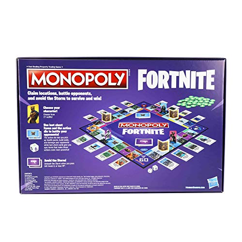 Monopoly: Fortnite - 1