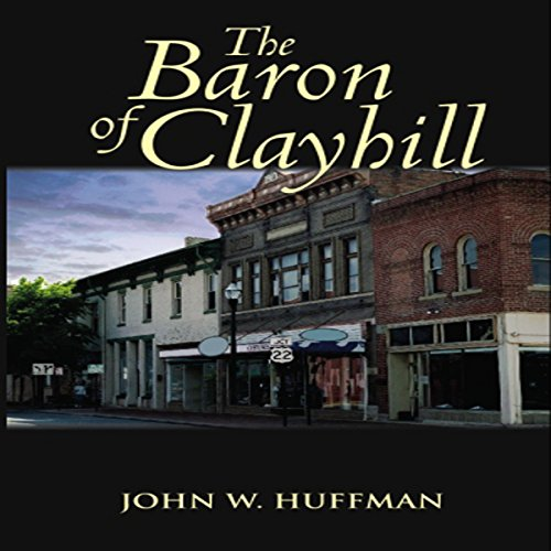 The Baron of Clayhill audiobook cover art