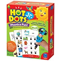 Educational Insights 160 Lessons Hot Dots Jr. Phonics Fun Set