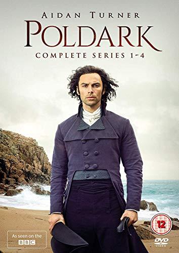 Poldark Series 1-4 (12 DVD) [Edizione: Regno Unito] [Import]
