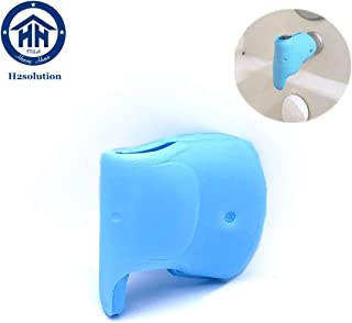 H2solution Faucet Spout Cover, Bathtub Faucet Extender Protector for Baby Bath Safety, Blue
