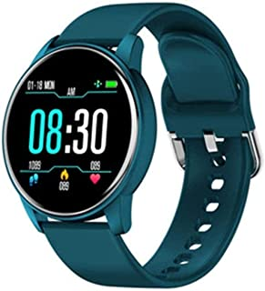 High quality Smart Watch Men Women Heart Rate Blood Pressure Monitor Weather Forecast Music Control Call Reminder Fashion ...