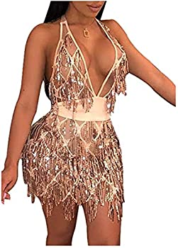 Best glitter club dress Reviews