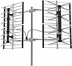 Stellar Labs HDTV 80 Mile Deep Fringe Bowtie Television Antenna - 30-2431