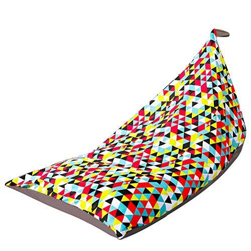 Stofftier Sitzsack Stuhl Kids Toy Storage Organizer Stuffie Sitz, extra große Baumwolle Bodenstuhl Sofa Sitz für Kinder, Jugendliche und Erwachsene (C)