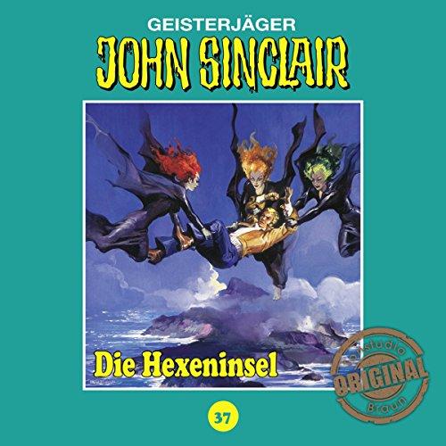 Die Hexeninsel - Teil 2 (John Sinclair - Tonstudio Braun Klassiker 37) Titelbild