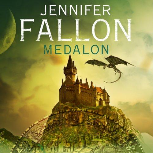 Medalon audiobook cover art