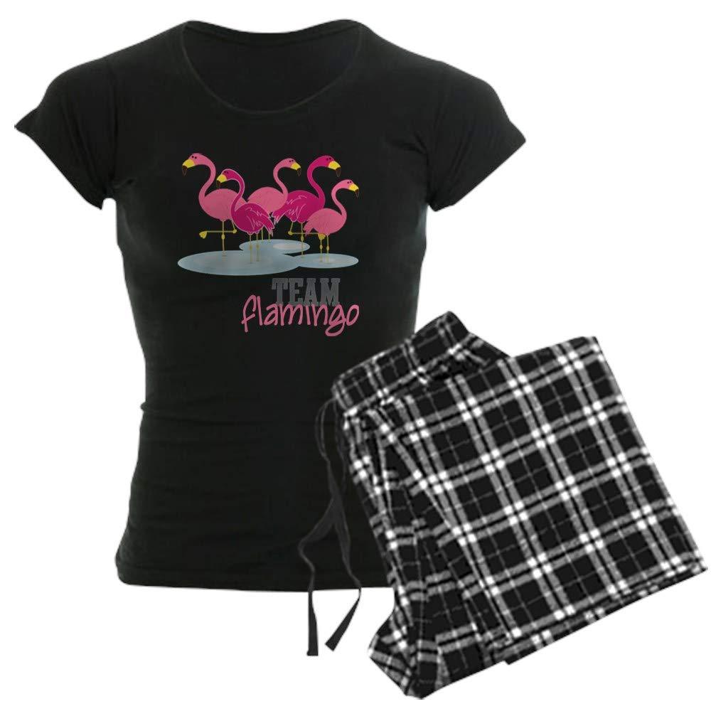 CafePress Embrace Your Inner Flamingo Pajama Set