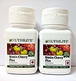 Amway Nutrilite Biotin Cherry Plus (60 PCS)