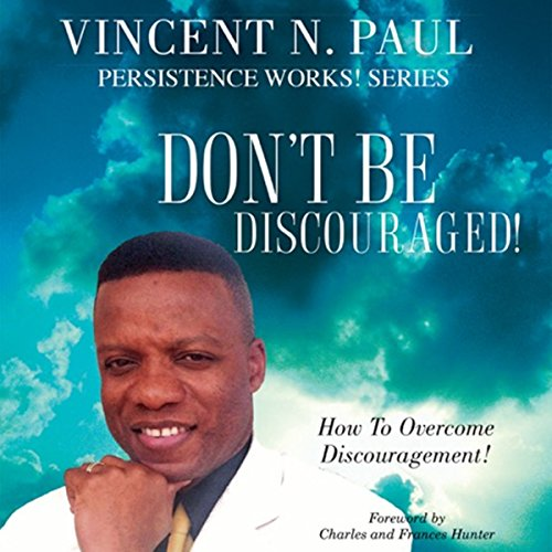 Don't Be Discouraged! audiobook cover art