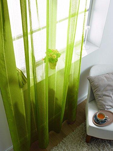 Splendid Curtain, Grün, 140 cm x 245 cm
