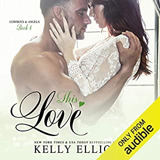 This Love                   Written by:                                                                                                                                 Kelly Elliott                               Narrated by:                                                                                                                                 K.C. Sheridan,                                                                                        Alexander Cendese                      Length: 8 hrs and 48 mins     2 ratings     Overall 4.5