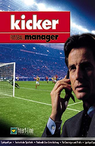 Kicker Fussball Manager (Big Box)