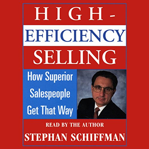 High Efficiency Selling audiobook cover art