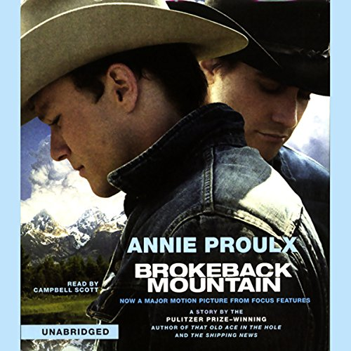 Couverture de Brokeback Mountain