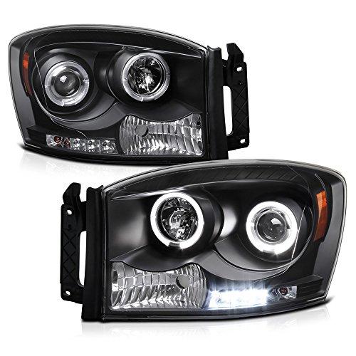07 dodge 1500 headlights - 4