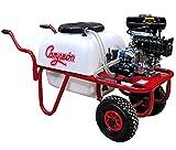 Campeón CP4-502 - Pulverizador caretilla, 2 ruedas (50...