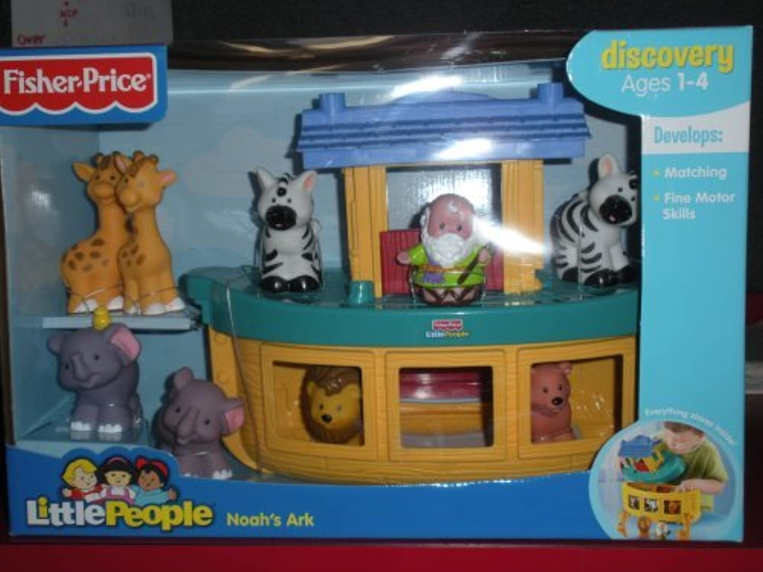 Fisher Price Little People Noah's Ark by Little People