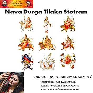 Nava Durga Tilaka Stotram