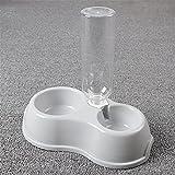 Flashing Productos para gatos Comedero para mascotas Dispensador de agua Gatos Bebedero para perros Plato para comedero para perros Productos para mascotas (Color : B)