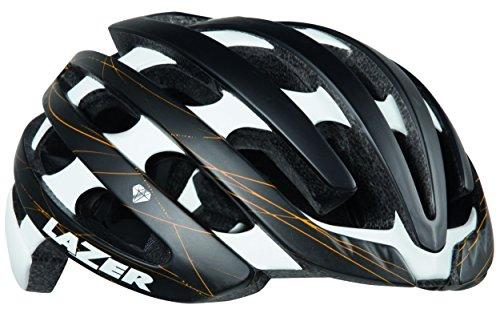 Lazer Mujer Z1Cosmo Lady Moi Bicicleta Casco, Todo el año, Mujer, Color Black Gold Swirls, tamaño 55-59 cm