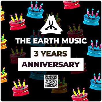 3 Years Anniversary