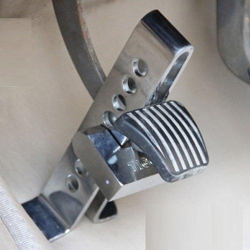 Markenlos Mechanische abschließbare Wegfahrsperre für Auto,LKW,Transporter,Traktor