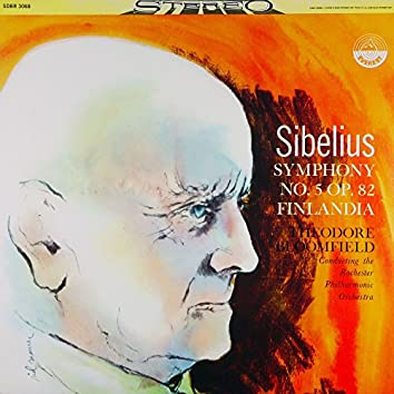 Sibelius: Symphony No. 5 & Finlandia (Transferred from the Original Everest Records Master Tapes)