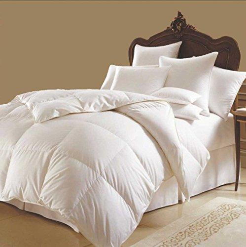 SAFA Bettdecken Steppbett Baumwolle Steppdecke Decke Kissen # (Steppdecke 155x220 cm + 2X Kissen 50x70 cm)