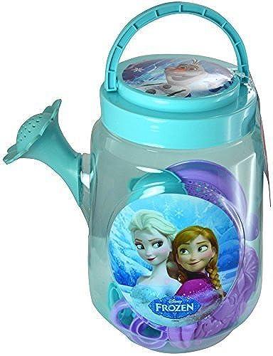 comprar descuentos Disney Frozen Beach Watering Can with Sandbox Toys - 6 6 6 Piece Set by Disney  nuevo estilo