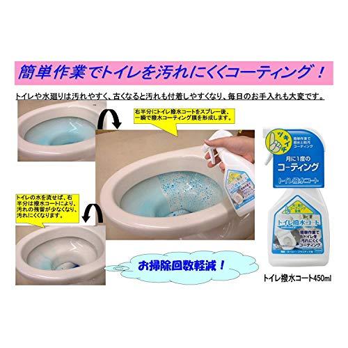 ラグロン『トイレ撥水コート』