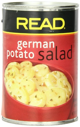 Read German Potato Salad Can, 15-ounces (Pack of12)