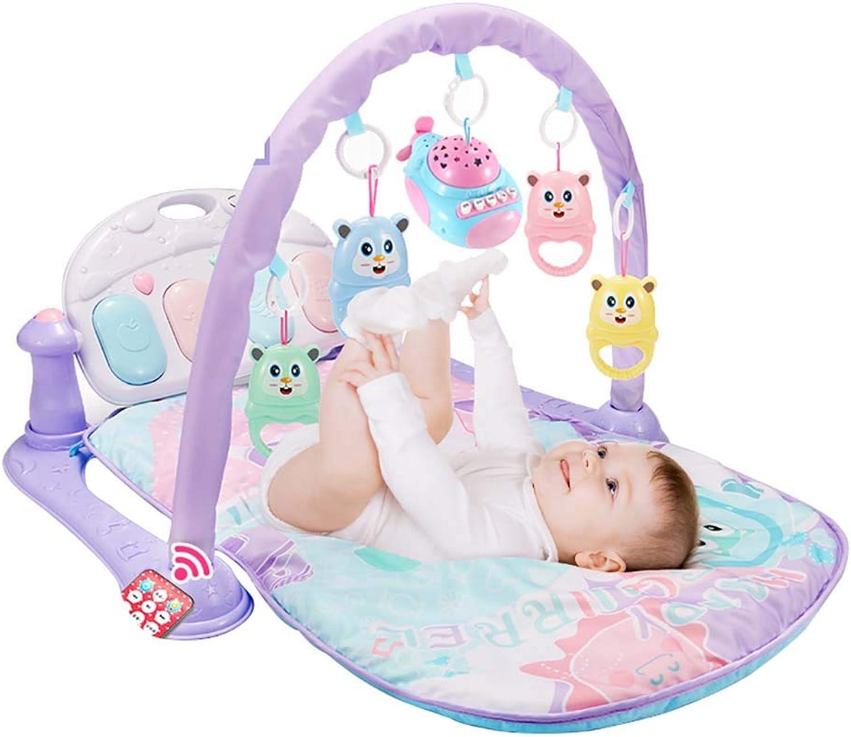 Baby Activity Gym-Play Mat Fitness Learning Kissen Funanimals, Musik, Discovery Carpet Für 0-12 Monate Neugeborene Kind,B B07H49TS51  Spielzeugwelt, glücklich und grenzenlos | Sale