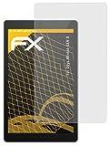 atFolix Panzerfolie kompatibel mit Odys Wintab GEN 8 Schutzfolie, entspiegelnde & stoßdämpfende FX Folie (2X)