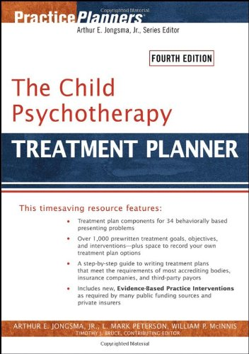 The Child Psychotherapy Treatment Planner (Practice...