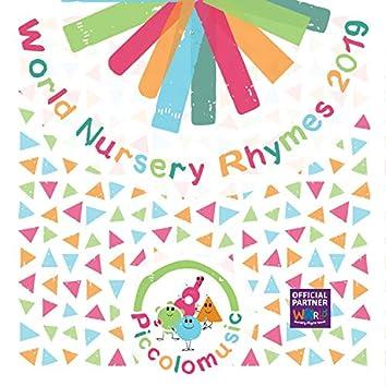 World Nursery Rhyme Week 2019