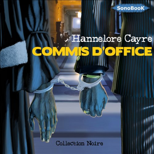 Commis d'office audiobook cover art