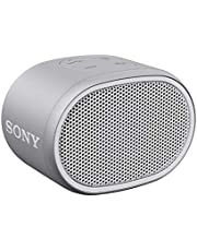 Sony SRS-XB01 Extra Bass Portable Bluetooth Speaker | Water-resistant | White Color | SRSXB01/W